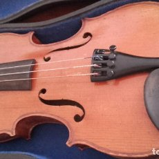Instrumentos musicales: VIOLIN FRANCES VIULLAUME. Lote 172626179