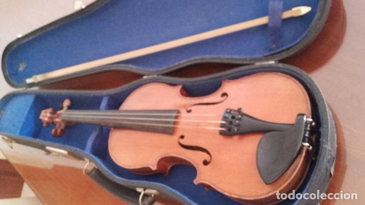 Instrumentos musicales: Violin Frances Viullaume - Foto 5 - 172626179