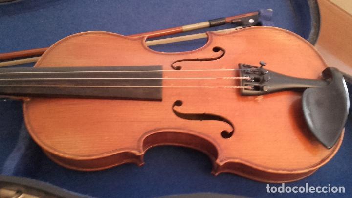 Instrumentos musicales: Violin Frances Viullaume - Foto 8 - 172626179