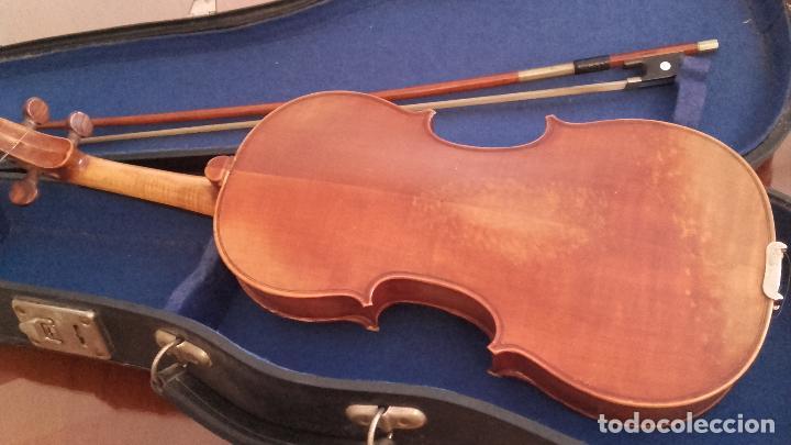 Instrumentos musicales: Violin Frances Viullaume - Foto 10 - 172626179