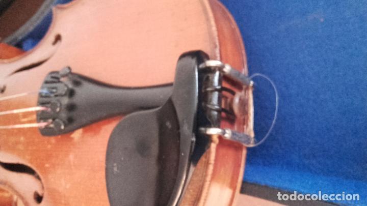 Instrumentos musicales: Violin Frances Viullaume - Foto 13 - 172626179