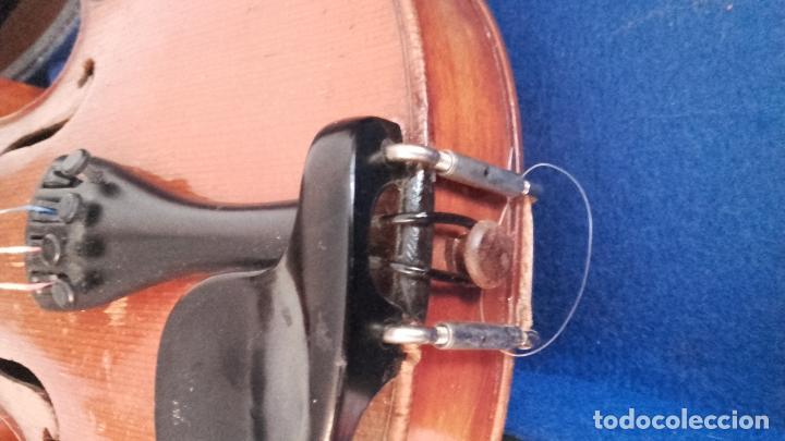 Instrumentos musicales: Violin Frances Viullaume - Foto 14 - 172626179