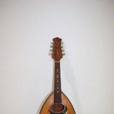 Instrumentos musicales: MANDOLINA ANTIGUA. Lote 76118807