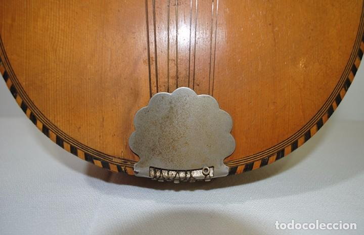 Instrumentos musicales: MANDOLINA ANTIGUA - Foto 3 - 76118807