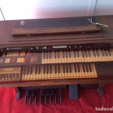 Instrumentos musicales: ÓRGANO HAM MOND 112X92X60. Lote 76174374