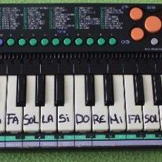 Instrumentos musicales: TECLADO CASIO-PT 88-VINTAGE. Lote 76839371