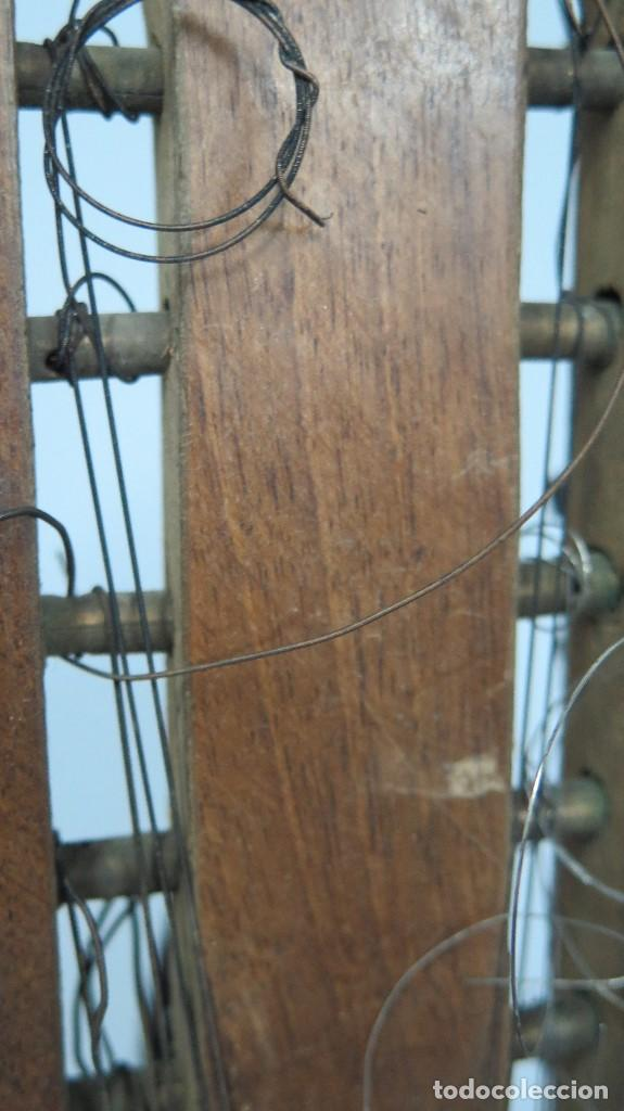 Instrumentos musicales: BANDURRIA DE JOSE RAMIREZ. 1946 - Foto 5 - 76958909