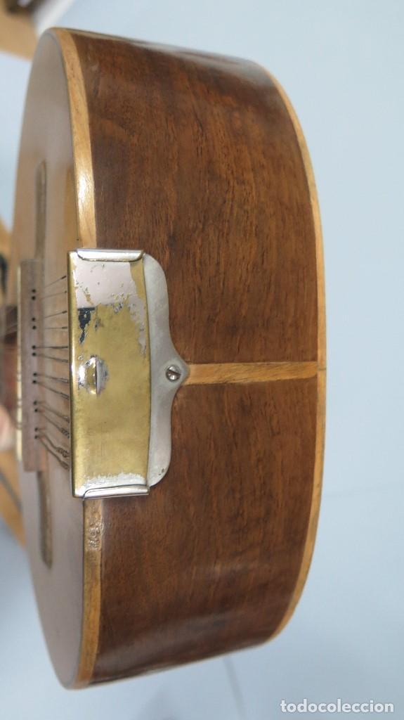 Instrumentos musicales: BANDURRIA DE JOSE RAMIREZ. 1946 - Foto 12 - 76958909