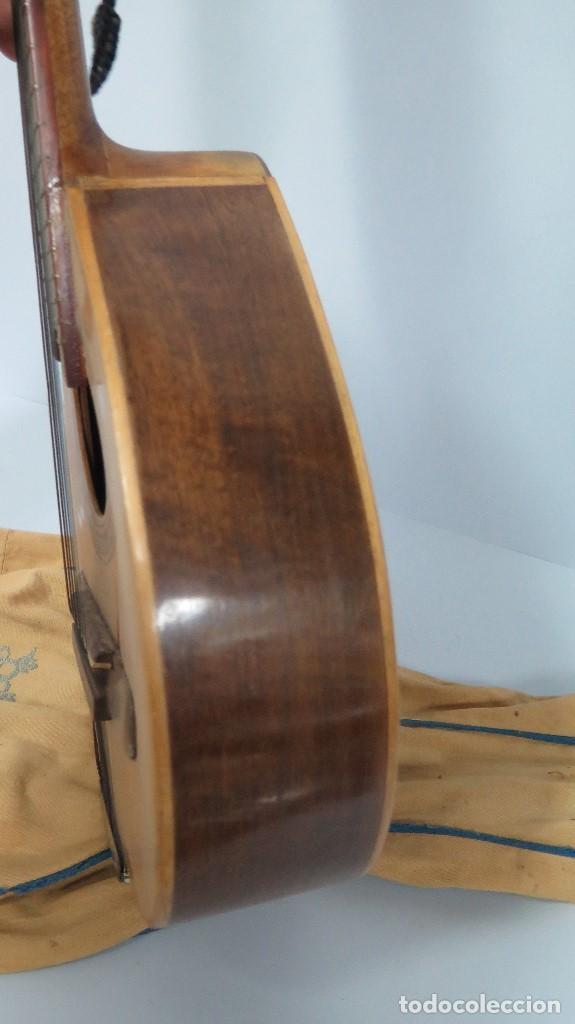 Instrumentos musicales: BANDURRIA DE JOSE RAMIREZ. 1946 - Foto 13 - 76958909