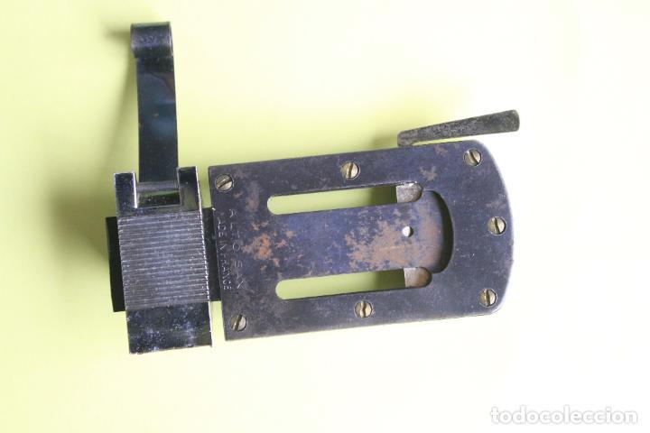 Instrumentos musicales: CORTA CAÑAS SAXOFON ALTO DE METAL. - Foto 3 - 77303053