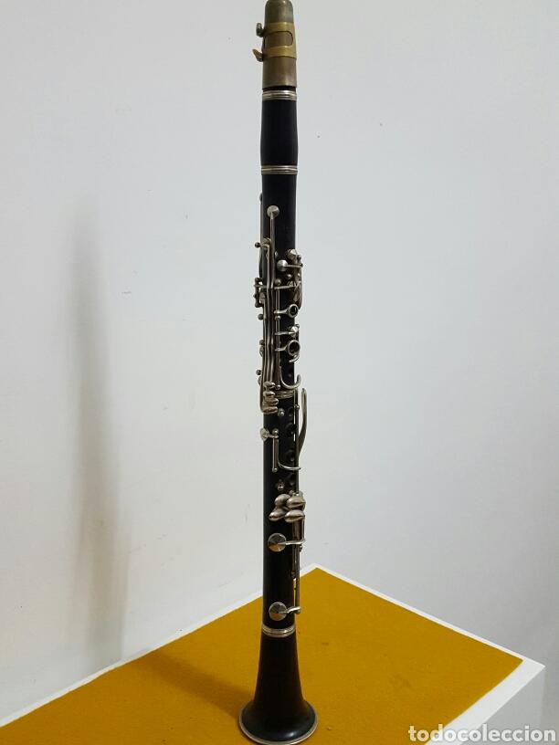 Instrumentos musicales: Clarinete Jean Martin. - Foto 2 - 77585653
