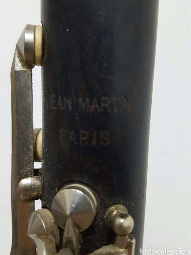 Instrumentos musicales: Clarinete Jean Martin. - Foto 3 - 77585653