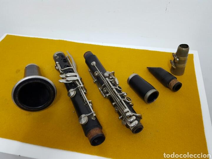 Instrumentos musicales: Clarinete Jean Martin. - Foto 4 - 77585653