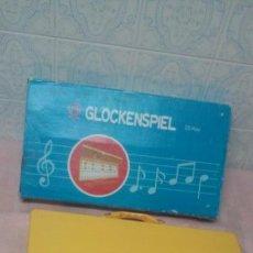 Instrumentos musicales: XILOFONO ORIGINAL GLOCKENSPIEL- ANGEL- 25 NZ-KEY. COMPLETO.. Lote 77663545