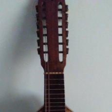 Instrumentos musicales: BANDURRIA DE LA FÁBRICA DE JOSÉ RAMIREZ DEL AÑO 1946. Lote 57342219