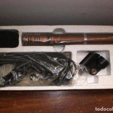Instrumentos musicales: MICROFONO AOI - ECM 1012. Lote 78115069