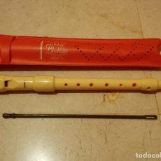 Instrumentos Musicais: FLAUTA HOHNER - MELODY BLOCKFLOETE 95.16 - ESTANTERIA - FLAUTA DULCE - CON FUNDA ORIGINAL. Lote 78685585