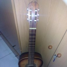 Instrumentos musicales: ANTIGUA GUITARRA RITMO ,MODELO ESPAÑA. Lote 78892809