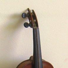 Instrumentos musicales: VIOLIN MICHEL ANGE GARINI DE 1890. Lote 79559293