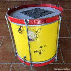 Instrumentos musicales: TAMBOR HONSUY BATIDOR. Lote 79603450