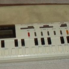 Instrumentos musicales: PIANO CASIO DE LOS AÑOS 80 MODELO VL- 1 EN FUNCIONAMIENTO. Lote 86214683