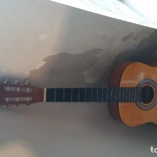 Instrumentos musicales: GUITARRA ESPAÑOLA. Lote 82537724