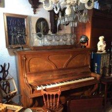 Instrumentos musicales: PRECIOSO PIANO VERTICAL, PRINCIPIOS SG XX, MARCA MARISTANY. Lote 83364612