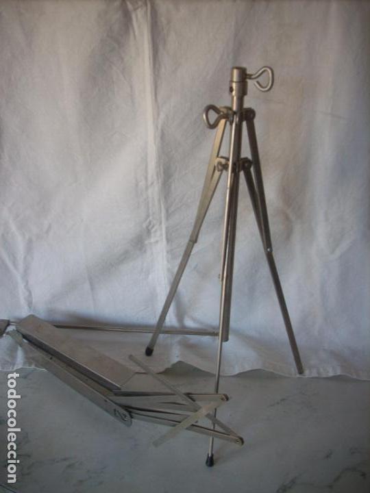 Instrumentos musicales: Viejo atril - Foto 2 - 83421908