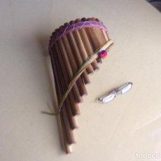 Instrumentos musicales: INSTRUMENTO DE AIRE VIENTO. Lote 83490100