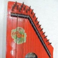 Instruments Musicaux: CÍTARA MUY VIEJA. INSTRUMENTO MUSICAL CENTRO-EUROPEO. MARCA JUBEL:. Lote 83669068