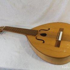Instrumentos musicales: LAUD TENOR. Lote 130747135