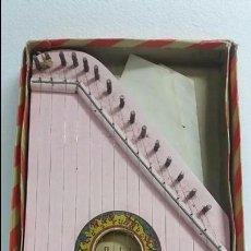 Instrumentos musicales: ARPA DE MADERA PEQUEÑA. Lote 85023532