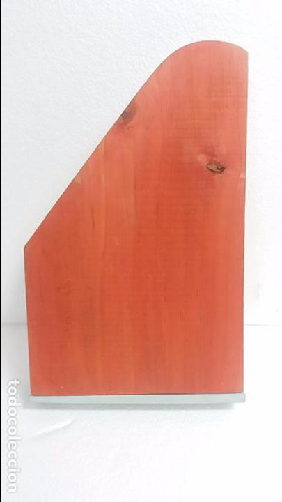 Instrumentos musicales: Arpa de madera pequeña - Foto 4 - 85023532