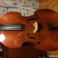 Instrumentos musicales: CONTRABAJO JOSEF JAN DVORAK STRUNNAL DEL AÑO 1997. Lote 139024613