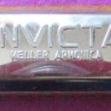 Instrumentos musicales: ARMONICA ROJA, INVICTA, KELLER ARMONICA, B1. Lote 86217132