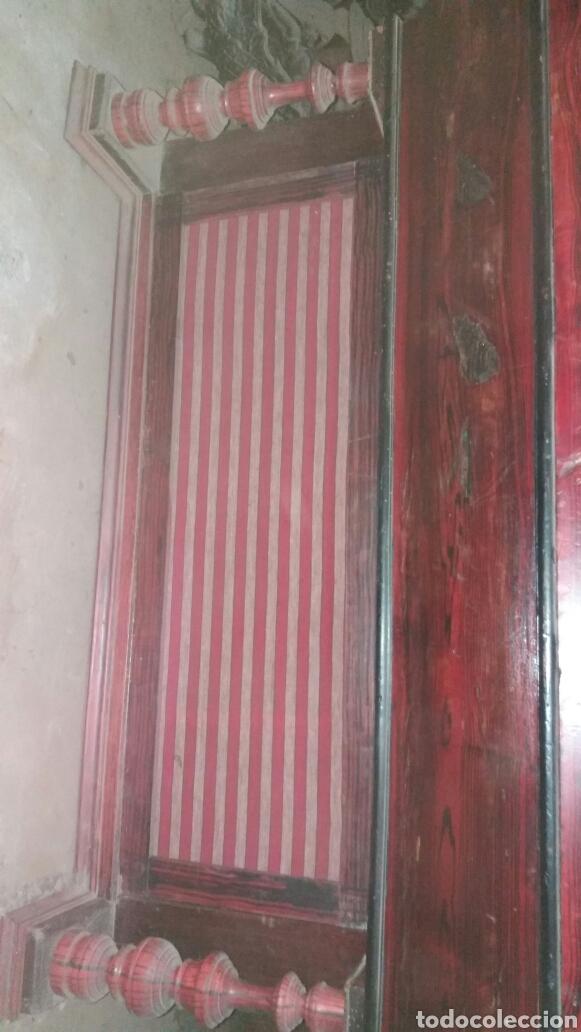 Instrumentos musicales: Esplendido y antiguo organillo o piano de manubrio - Foto 10 - 30983993