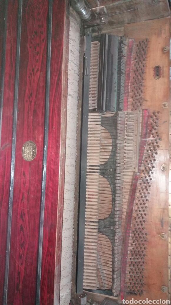Instrumentos musicales: Esplendido y antiguo organillo o piano de manubrio - Foto 15 - 30983993