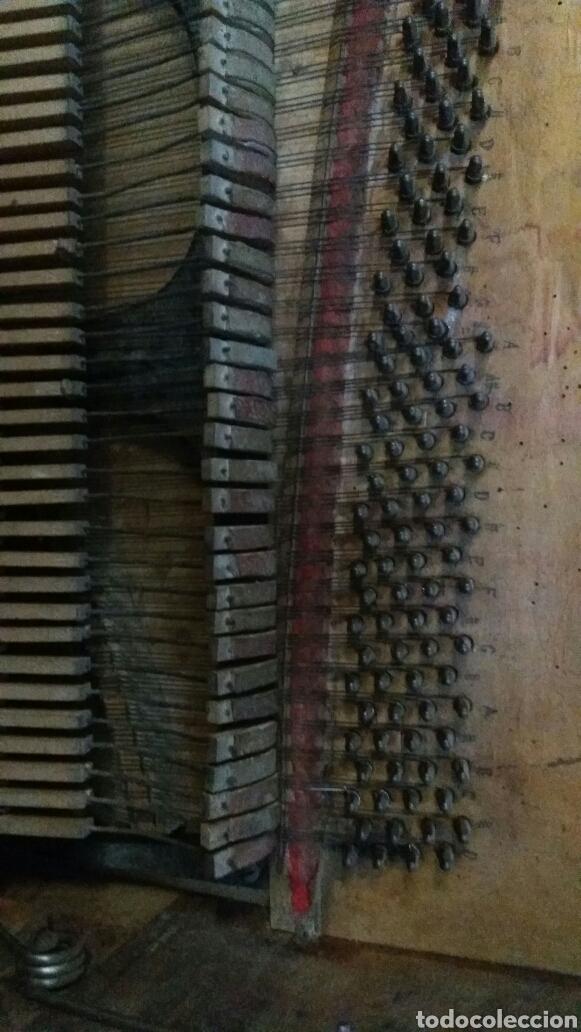 Instrumentos musicales: Esplendido y antiguo organillo o piano de manubrio - Foto 18 - 30983993