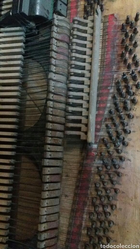 Instrumentos musicales: Esplendido y antiguo organillo o piano de manubrio - Foto 19 - 30983993