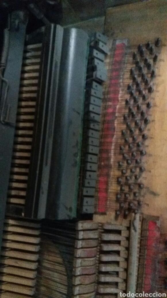 Instrumentos musicales: Esplendido y antiguo organillo o piano de manubrio - Foto 20 - 30983993