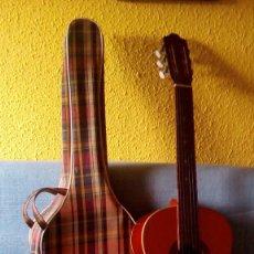 Instrumentos musicales: ANTIGUA GUITARRA CLÁSICA ESPAÑOLA MARCA RUBENCA - MUY BUEN ESTADO. Lote 86758132
