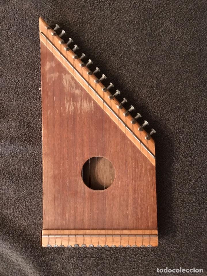 KANKLES O SINARRA (INSTRUMENTO DE CUERDA) AÑOS 60 (Música - Instrumentos Musicales - Cuerda Antiguos)