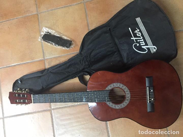 Instrumentos musicales: GUITARRA ESPAÑOLA - Foto 2 - 88323240