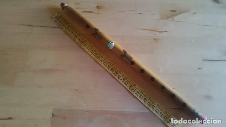 FLAUTA INDIA (Música - Instrumentos Musicales - Viento Madera)