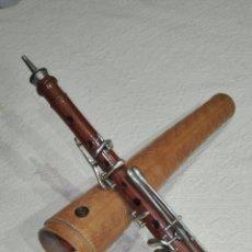 Instrumentos musicales: DULZAINA ARTESANAL DE 8 LLAVES. LORENZO SANCHO. Lote 89577124