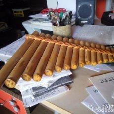 Instrumentos musicales: ZAMPOÑA OTXOA - 17 TUBOS (MI A SOL). Lote 89827100