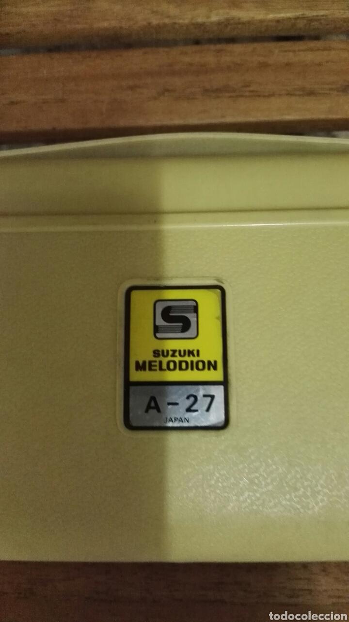 SUZUKI MELODION A - 27 (Música - Instrumentos Musicales - Teclados Eléctricos y Digitales)