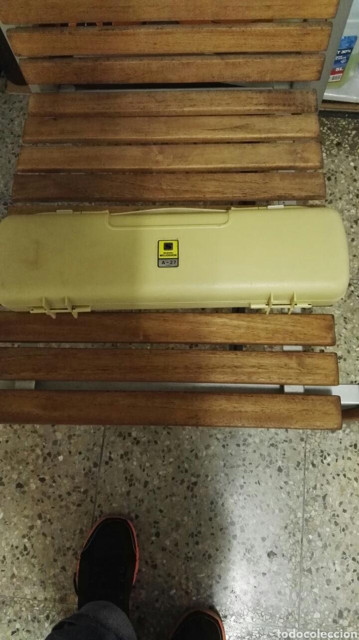 Instrumentos musicales: Suzuki melodion A - 27 - Foto 3 - 89856327