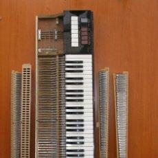 Instrumentos musicales: TECLADO Y VARIOS DE ORGANO PARA RECAMBIOS.. Lote 90065684