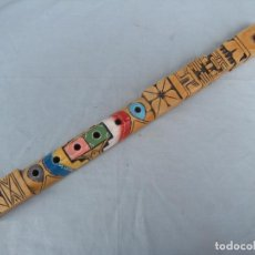 Instrumentos musicales: FLAUTA ÉTNICA. Lote 90411609